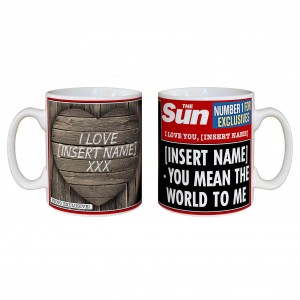 The Sun I Love You Mug