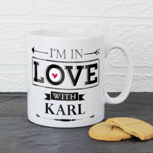 In Love With Mug