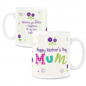Patchwork Flowers Mug