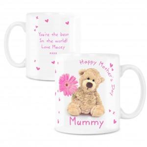 Teddy Flower Mug