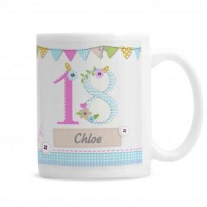 Birthday Craft Mug