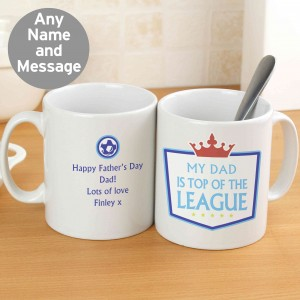 Top of the League Mug