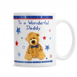 Teddy Bow Tie Mug