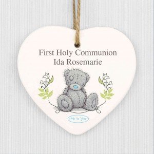 Me To You Natures Blessing Ceramic Heart Decoration