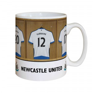 Newcastle United F.C. Dressing Room Mug