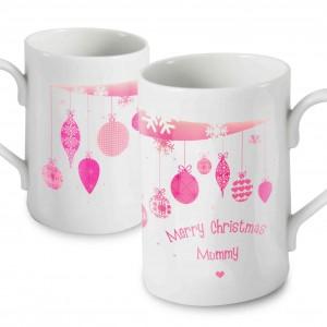 Christmas Bauble Windsor Mug