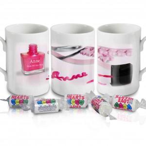 Pink Polish Mug