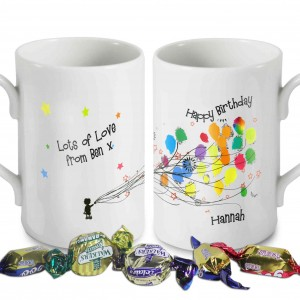 Balloons Windsor Mug