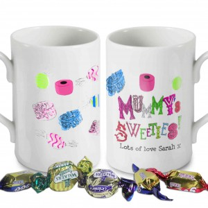 Mummys Sweeties Windsor Mug