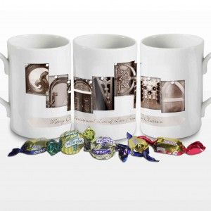 Affection Art Grandma Mug