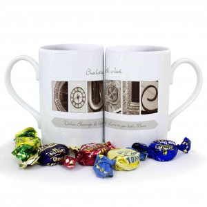 Affection Art Couple Mug Set