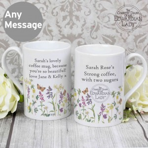 Country Diary Wild Flowers Windsor Mug