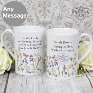 Country Diary Wild Flowers Windsor Mug