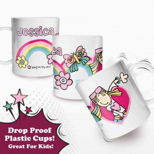 Bang on the Door Groovy Chick Plastic Cup