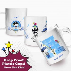 Pirate Plastic Cup