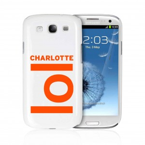 LOL Slogan Samsung S3 Case