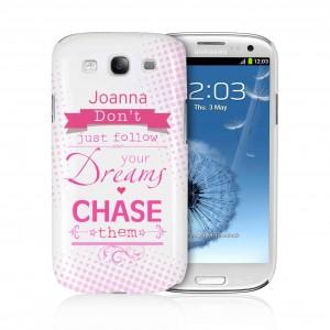Dream Chaser Samsung S3 Case
