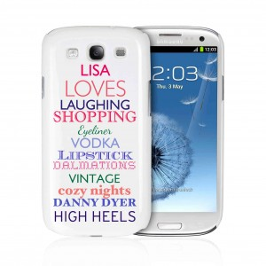 Top Ten Loves Samsung S3 Case