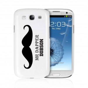 Moustache Samsung S3 Case