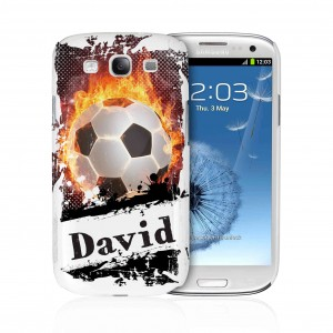 Football Samsung S3 Case