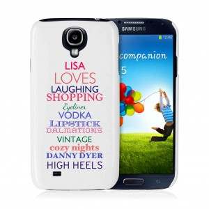 Top Ten Loves Samsung S4 Case