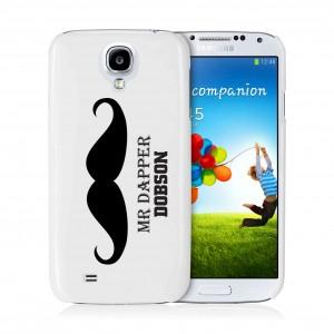 Moustache Samsung S4 Case