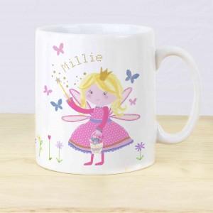 Garden Fairy Plastic Mug