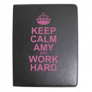 iPad Keep Calm Case