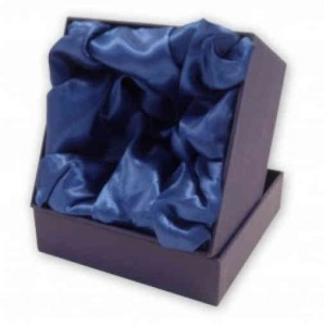 Blue Presentation Gift Box - Suitable for Tankard & Brandy Glasses