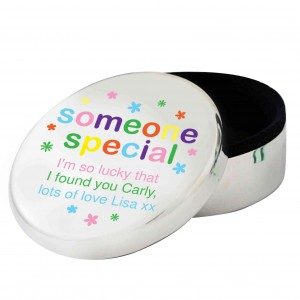 Someone Special Round Trinket