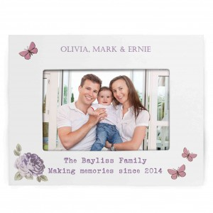 Secret Garden 6x4 Photo Frame