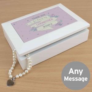 Garden Bloom Jewellery Box