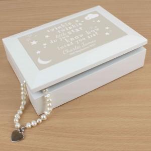 Twinkle Twinkle Jewellery Box