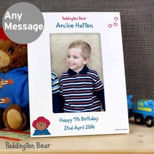 Paddington Bear 6x4 Photo Frame
