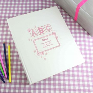 Pink ABC Traditional Album
