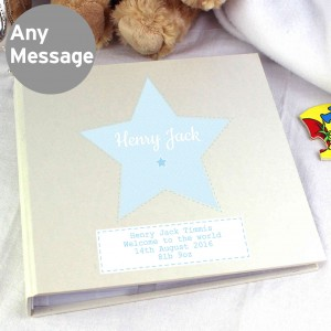 Stitch & Dot Boys Album with Sleeves