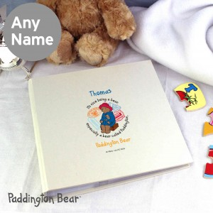 Paddington Bear Album with Sleeves