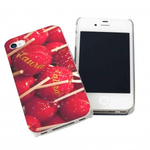 Toffee Apple iPhone Case