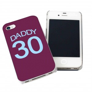 Aston Villa Style Shirt iPhone Case