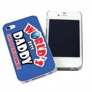 Blue Worlds Best iPhone Case