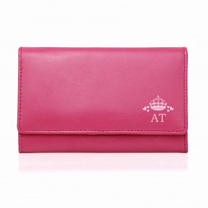 Crown Pink Purse