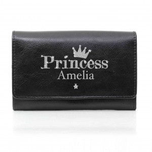 Black Princess Purse
