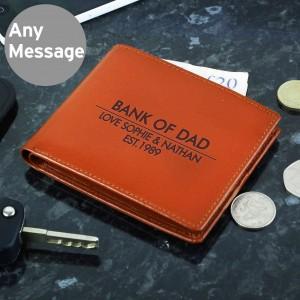 Classic Tan Wallet