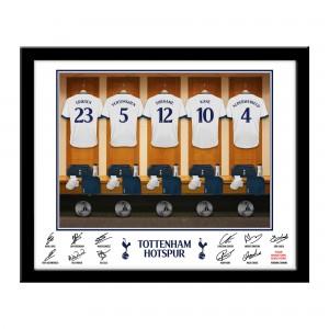 Tottenham Hotspurs Dressing Room Frame