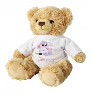 Cotton Zoo Bobbin the Bunny Teddy